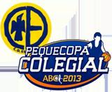 PequeCopa Colegial 2013. Colegio Estudio