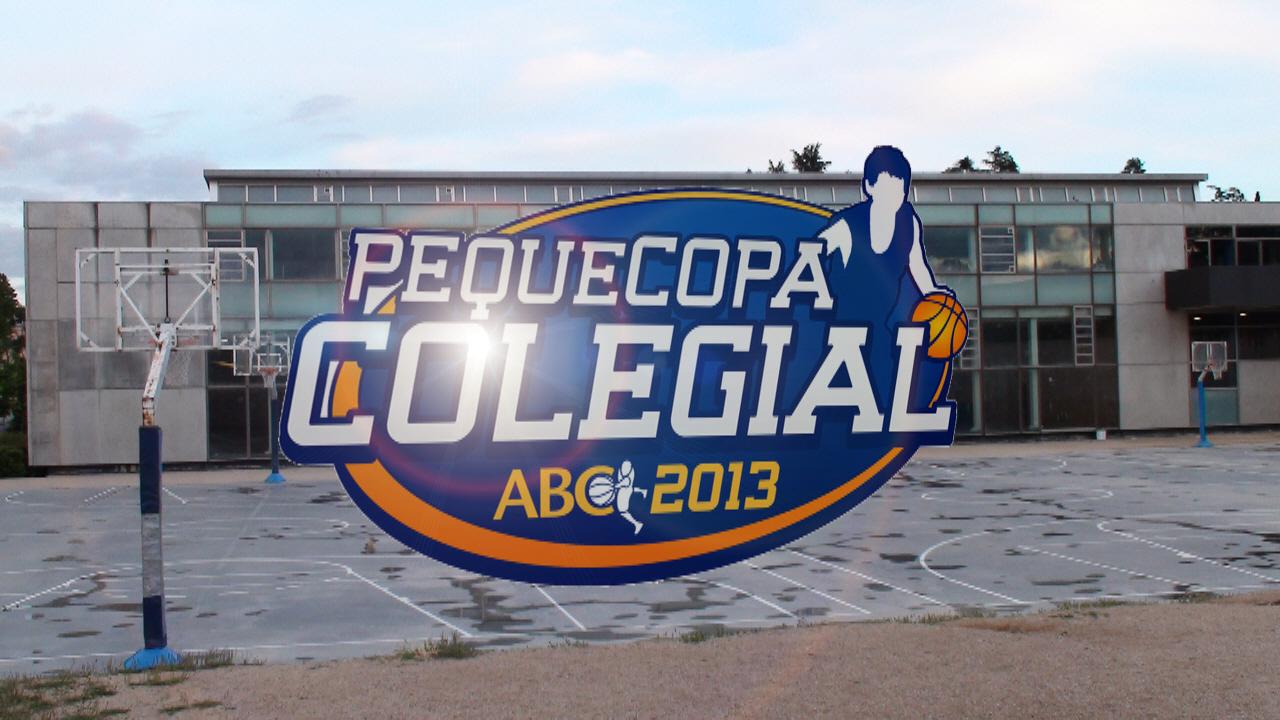 ¿Saldrá la tuya? Canastas sesion clasificatoria PequeCopa 2013. En el pabellón