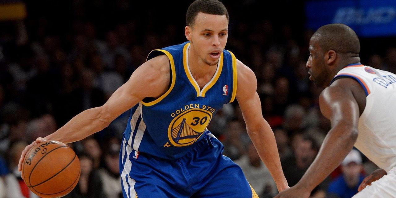 Stephen Curry. Un joven prodigio en la élite de la NBA