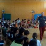 """Charlas Campus JGBasket. José Luis Alderete: """"El jugador imprevisible: Añade creatividad, valentía y fuerza mental a tu juego"""""""