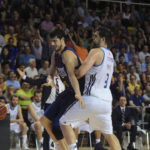La final vuelve a Madrid. Cuarto partido de la final de la Liga Endesa. (Barça Regal, 73 – Real Madrid, 62)