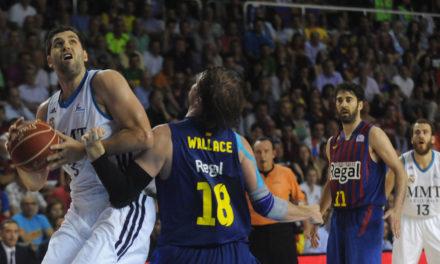 Mirotic ejerce de MVP. Tercer partido de la final de la Liga Endesa. (Barça Regal, 72 – Real Madrid, 84)