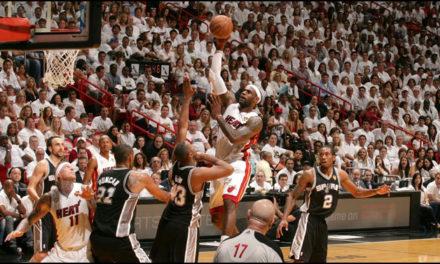 """Final NBA 2012/2013. Miami Heat revalida título ante unos """"supercombativos"""" Spurs"""