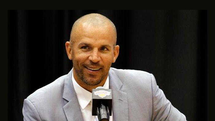 Jason Kidd, una nueva etapa como entrenador en los Brooklyn Nets