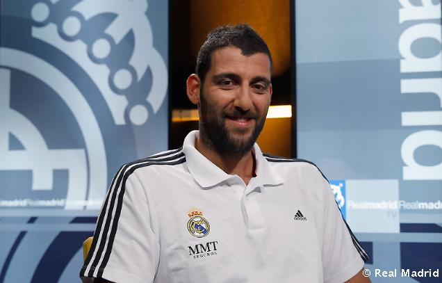 Bourousis y Real Madrid unen sus caminos para alzarse con la Euroliga