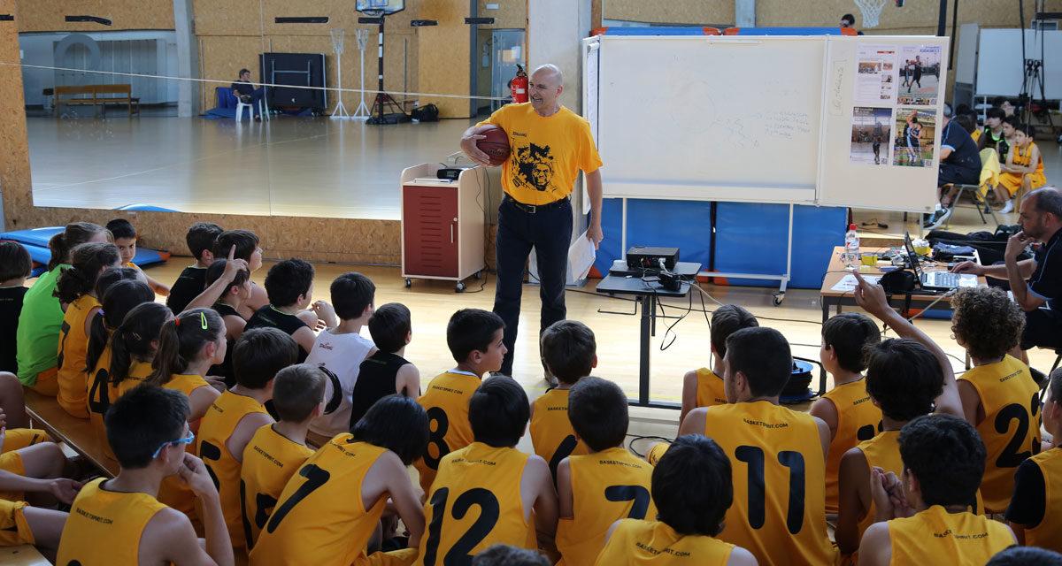 Diario del Campus. Día 6. El futuro es para jugadores valientes y creativos