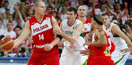Maciej Lampe, madurez y polivalencia al servicio polaco. Protagonistas Eurobasket 2013