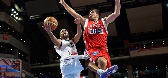 Tony Parker, clase y compromiso. Protagonistas Eurobasket 2013