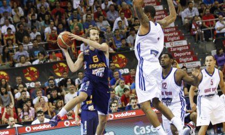 España acopla sus piezas. Preparación Eurobasket 2013