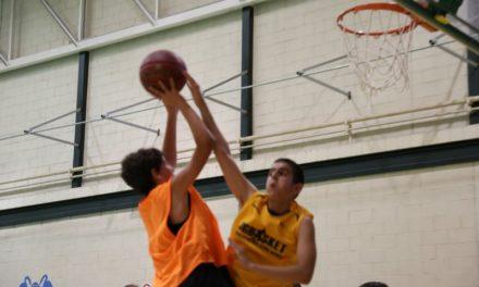 Galería fotos Campus JGBasket 2013. Día 4. Entrenamientos
