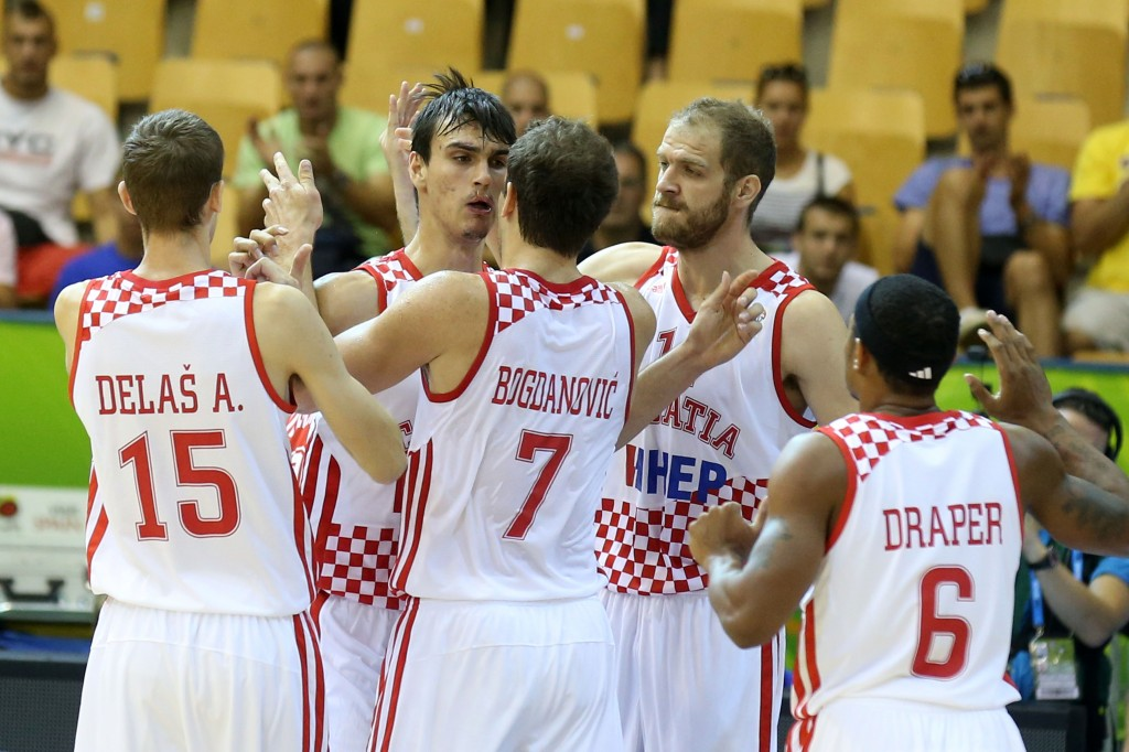 En un suspiro. Segunda jornada Eurobasket 2013