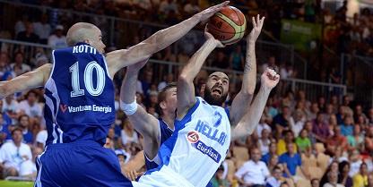 La regularidad, clave del éxito. Quinta jornada Eurobasket 2013