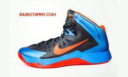 Preciosa, cómoda, ligera. Zapatilla Nike Zoom Hyperquickness.