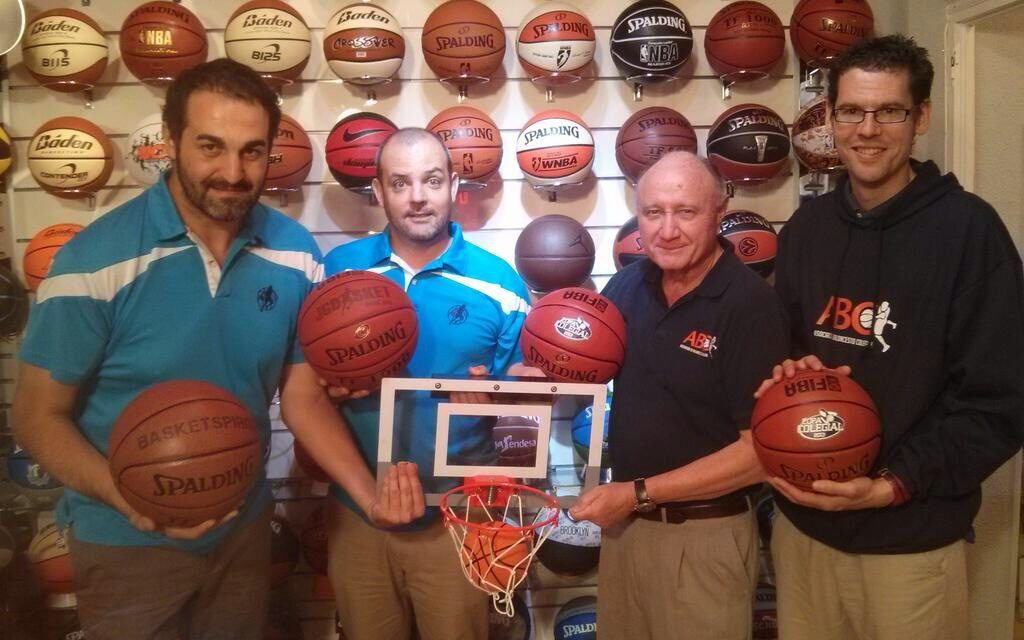 ABC & JGBasket, pasión por el baloncesto compartida