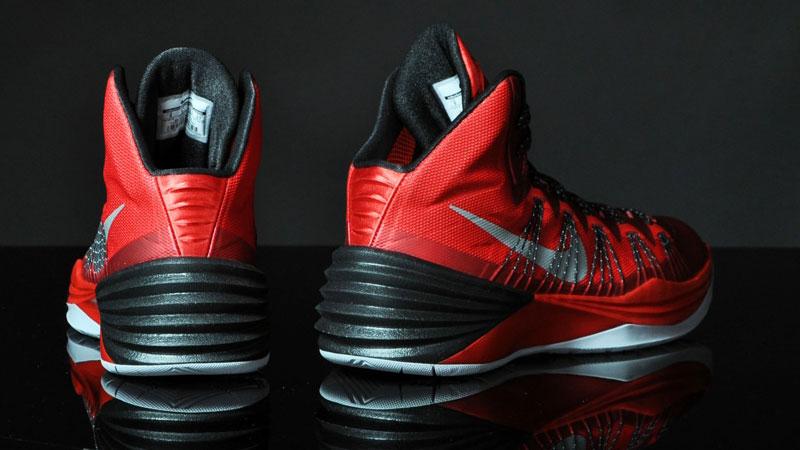 Zapatillas Nike Hyperdunk 2013. University Red. Alta tecnología para tu baloncesto