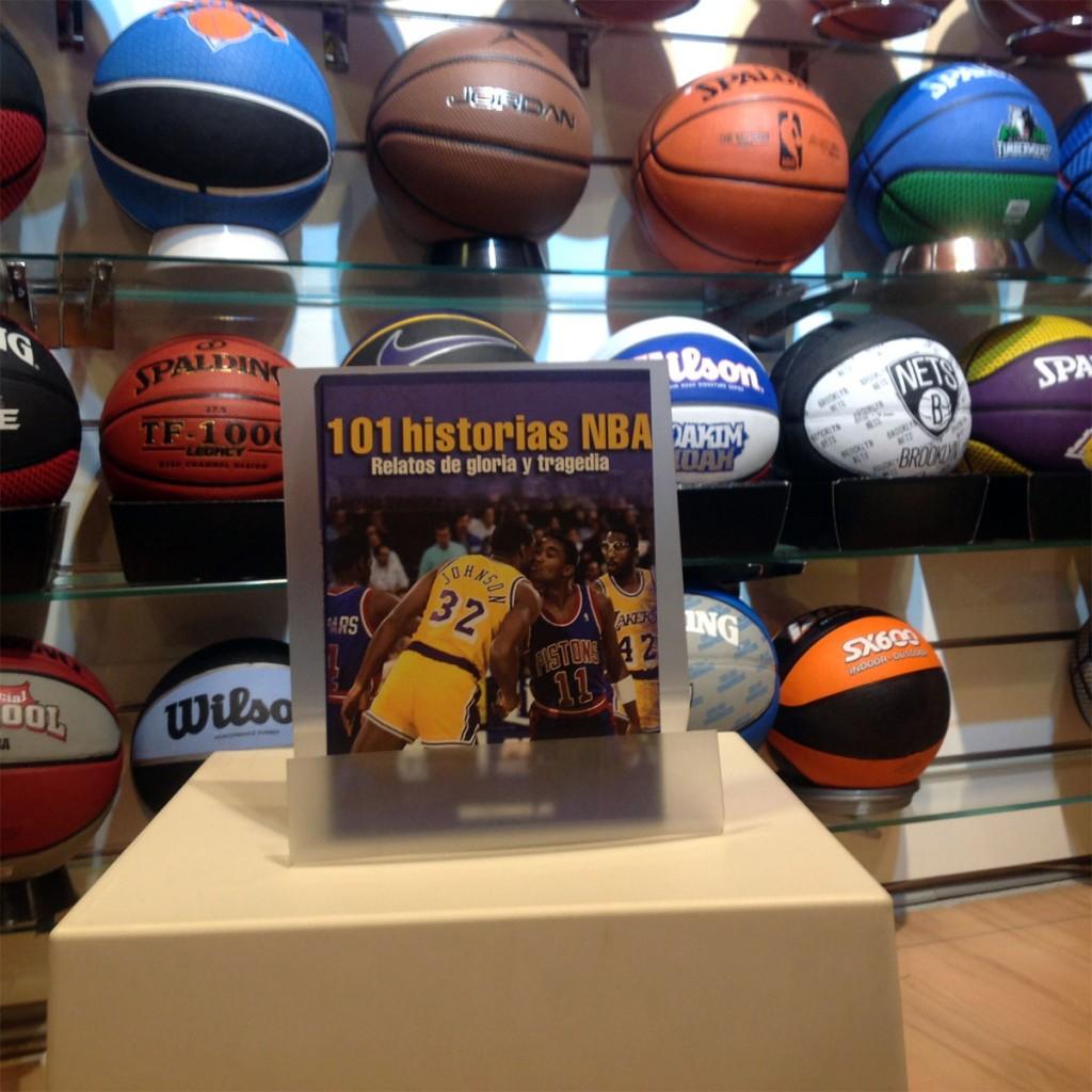 Lectura obligatoria. 101 Historias NBA. Relatos de gloria y tragedia de Gonzalo Vázquez