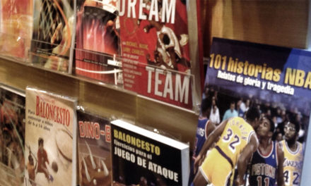 La librería de Basketspirit, una visita obligada para el entrenador, el estudioso y el apasionado del baloncesto.