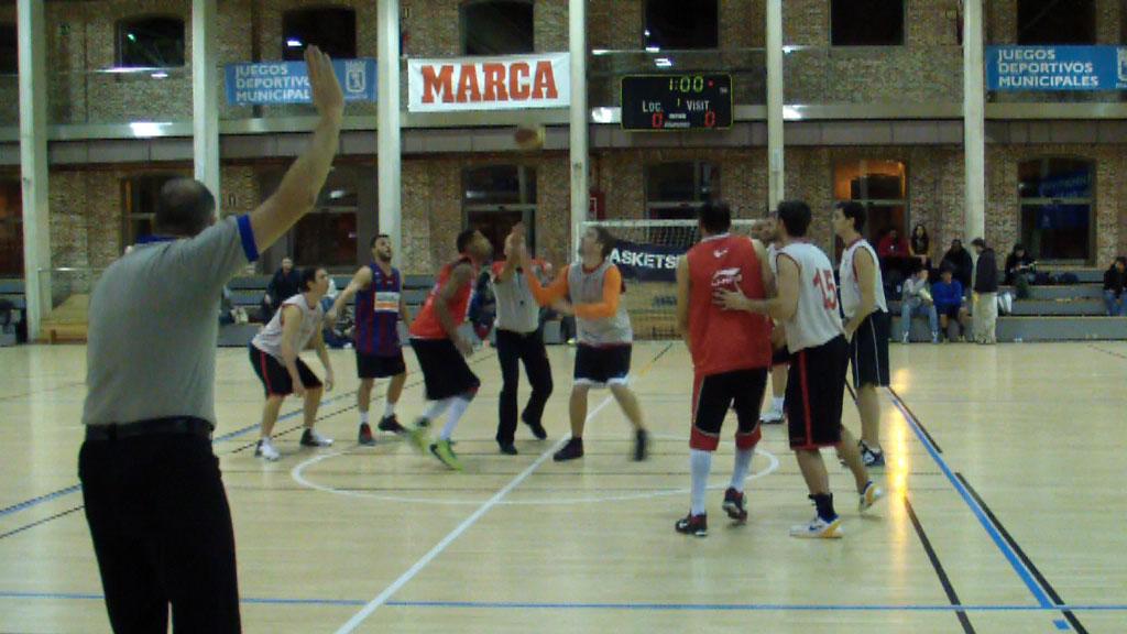 Memoria y videos final I Torneo de la Constitución. JDM. Retiro Madrid