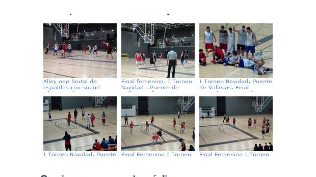 Canal videos I Torneo Navidad, Puente de Vallecas.
