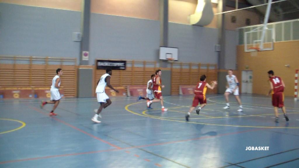 Lecciones básicas de contraataque en baloncesto. 1×0, 1×1, 2×1 y 3×2. Video