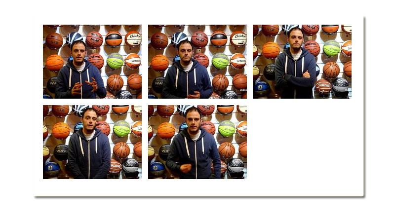 La figura del entrenador: Minibasket, técnica, puesta en valor. Entrevista a Daniel Corona.