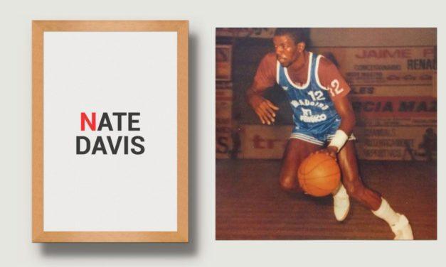 El vuelo de Nate Davis. Una historia tan brillante como estremecedora de un ídolo de los comienzos de la ACB