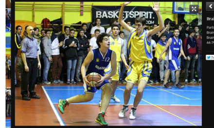 Video: Brains vs Maravillas Masculino. Copa Colegial Madrid 2014 por Bifrutas
