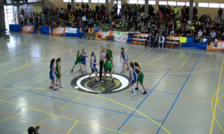 Videos: Final Copa Colegial Madrid 2014. Jesús María vs Maristas Chamberí. version 2.0