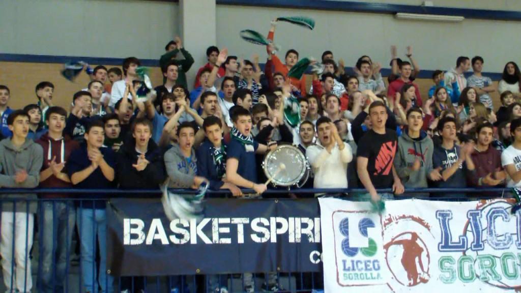 Video: Liceo Sorolla vs Buen Consejo. Mejores jugadas. Copa Colegial Madrid 2014