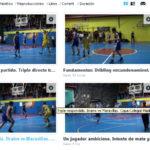Videos: Espectacular comienzo, triple respondido, triple directo para acabar el partido y otros detalles técnicos. Brains vs Maravillas. Copa Colegial Madrid 2013