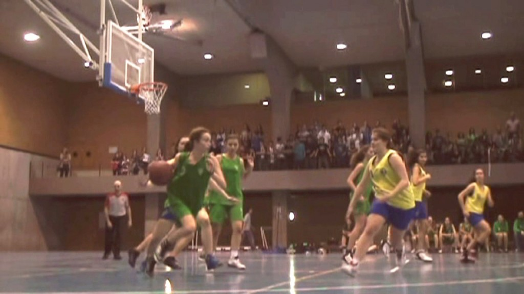 Videos: Estudio vs Maristas Chamberi femenino. Semifinal Copa Colegial Madrid 2014