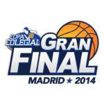 Copa Colegial Madrid 2014. Sólo puede ganar uno