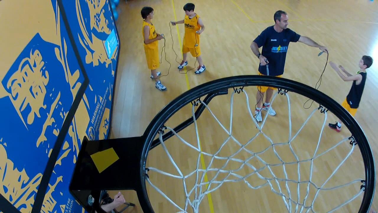 Fotos: ¿Qué te puedes esperar del Campus JGBasket?