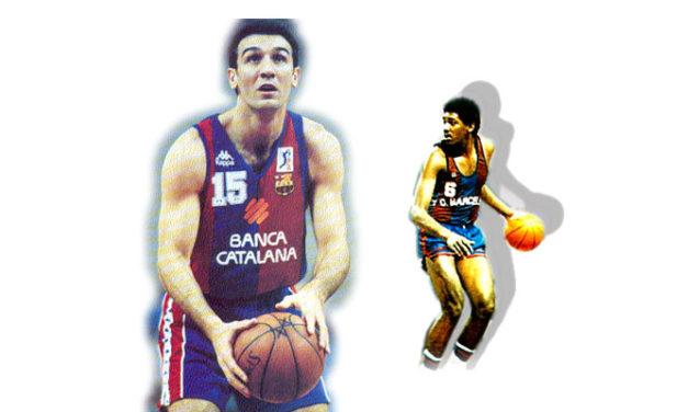 Epi y Sibilio ¡vaya dúo!: Una historia de baloncesto, talento y esfuerzo.
