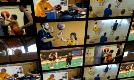 """Video: El espirítu del """"JGBasket"""". Calidad, aprendizaje y diversión desde 2003"""