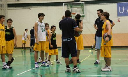 Cuerpo técnico XII Campus JGBasket