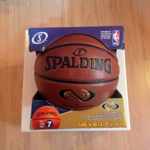 Spalding Neverflat. Indoor-outdoor. Basketspirit.com