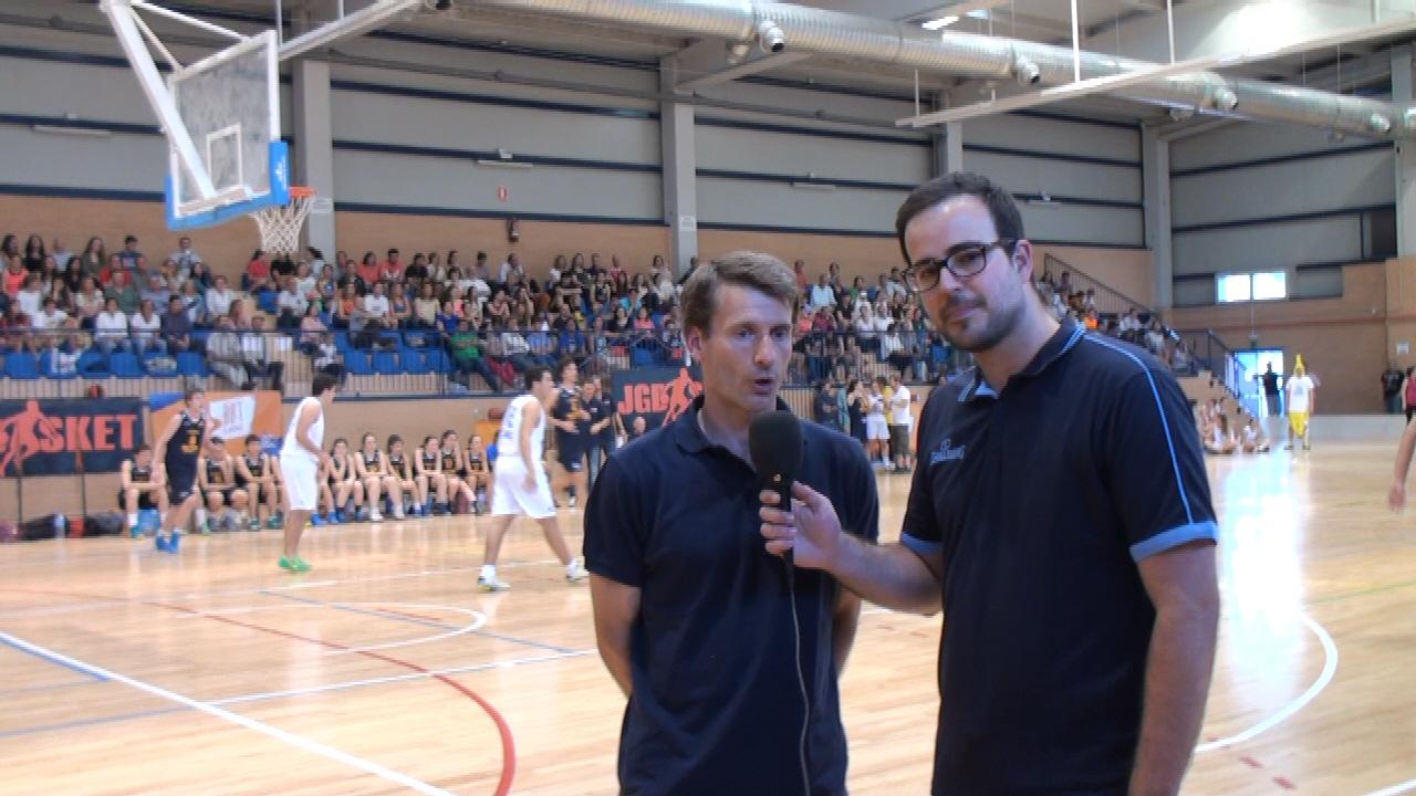 Entrevista a Pablo Martínez. Director de la Copa Colegial