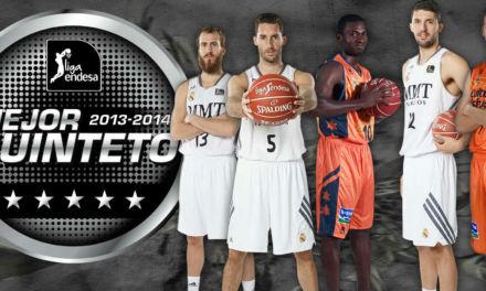 Las virtudes del Mejor Quinteto ACB
