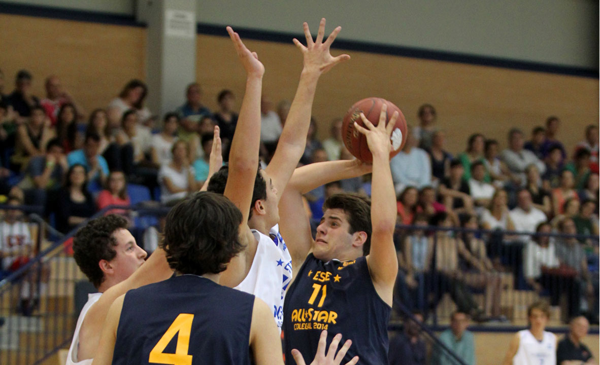 Video: AllStar Colegial Madrid 2014. Resumen extenso
