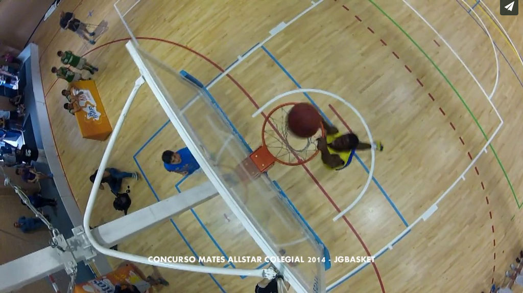 Video: Concurso mates AllStar Colegial. Desde arriba. Ronda clasificatoria