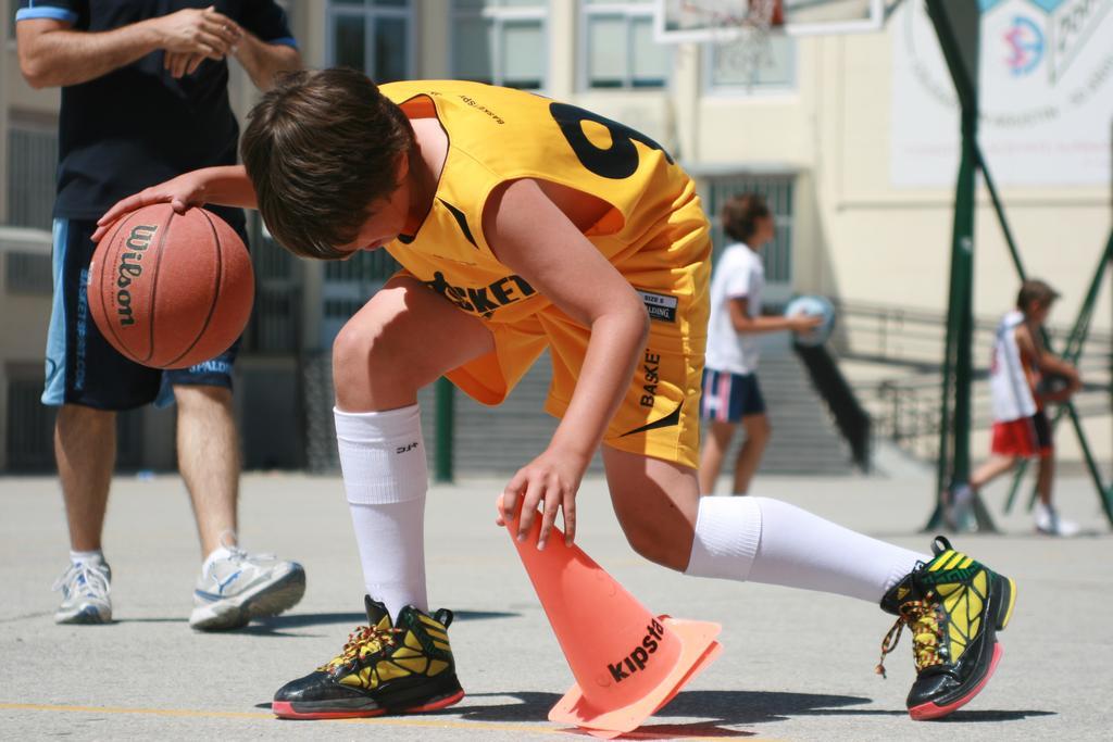 Contenidos técnicos jornada JGBasket con Dawizard. Colegio San Agustín Madrid. 8 de Junio 2014