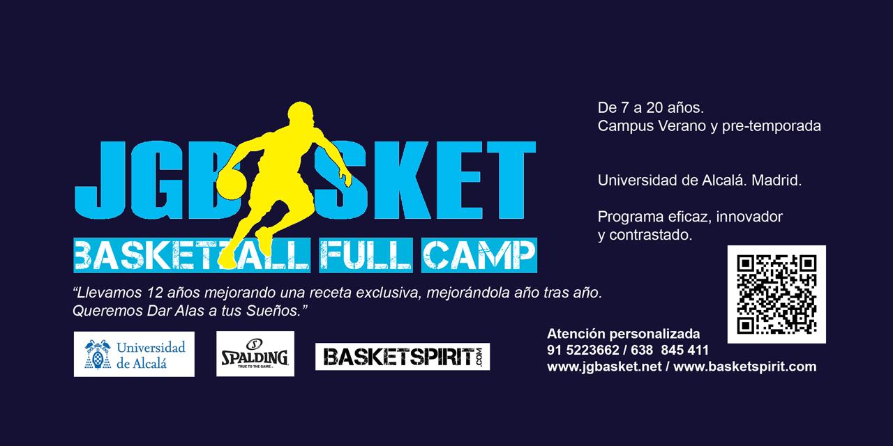 Cronograma e información de interés participantes. Campus Pre-temporada JGBasket 2014