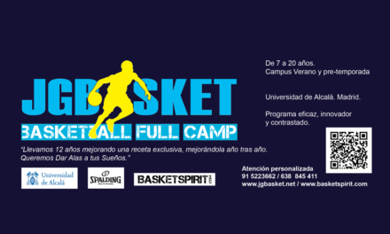 Formulario inscripción: Workshop Campus JGBasket Pre-temporada 2014-2015