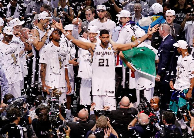 Finales de la NBA: El Rey derrocado por la sublevación de un imperio eterno