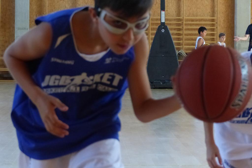 Campus Baloncesto JGBasket 2014. Compromiso con la calidad y la innovación desde 2003. 100% baloncesto