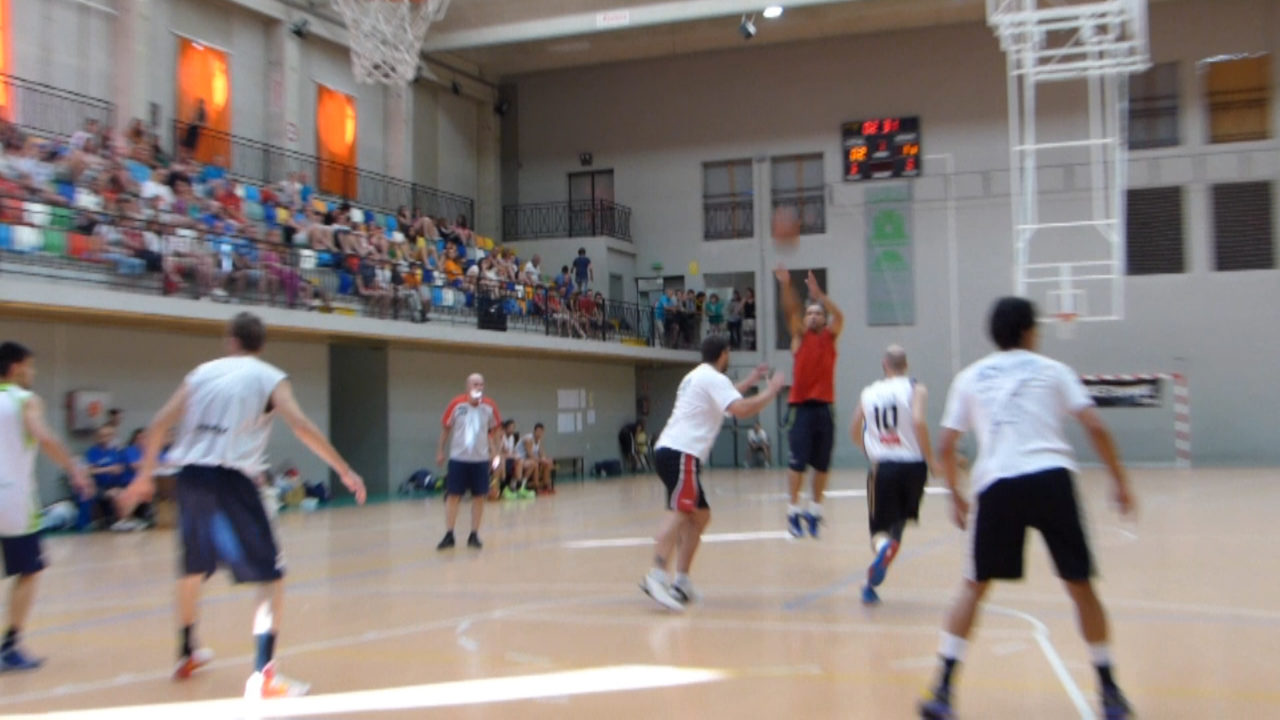 Videos: II Torneo Trillo. Final Masculina. Popliteos vs Batusis