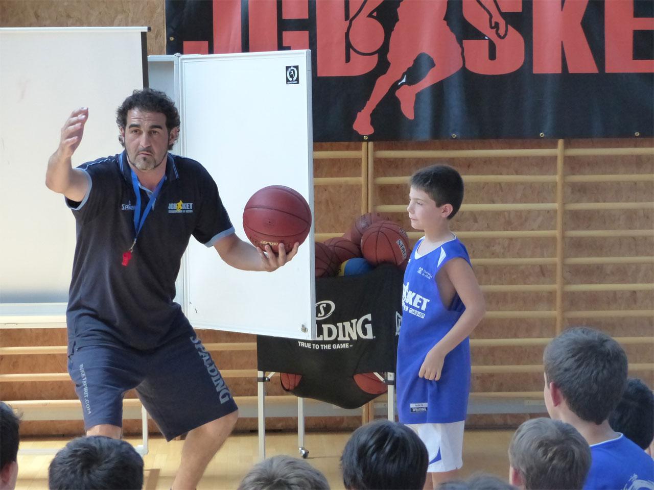 Campus JGBasket 2014. Las reglas del juego