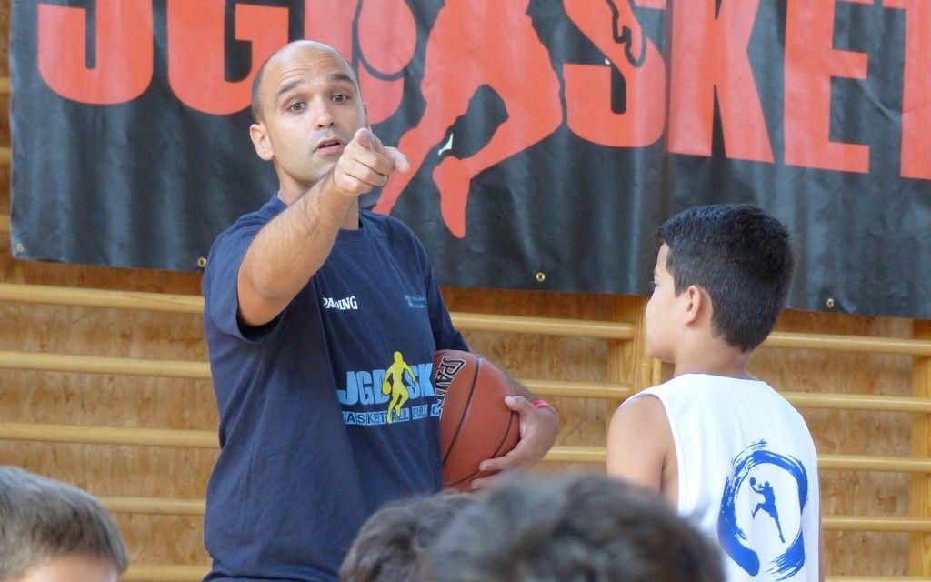 Galería fotos y videos. 12 Campus JGBasket Día 2