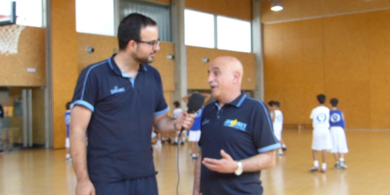 Video: Entrevista a Chema Buceta, Comunicar para sumar ¿Qué decir en un tiempo muerto? Campus JGBasket